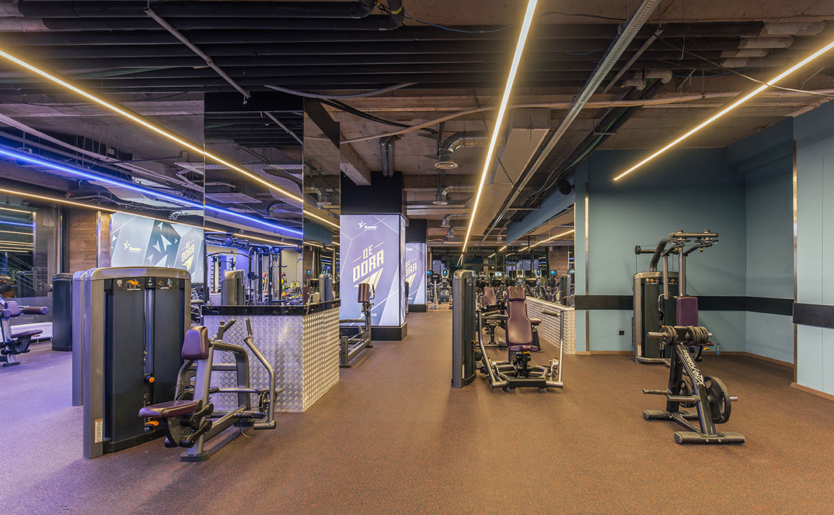 Fivestar Fitness - creativefields.studio